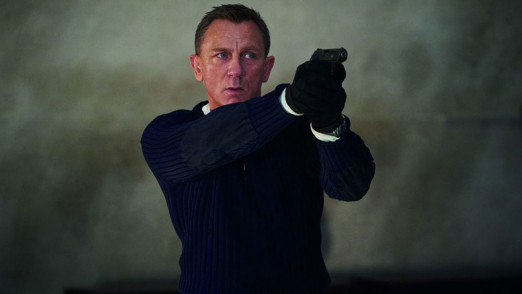 Her er den nye premieredato for Bond-filmen No Time To Die