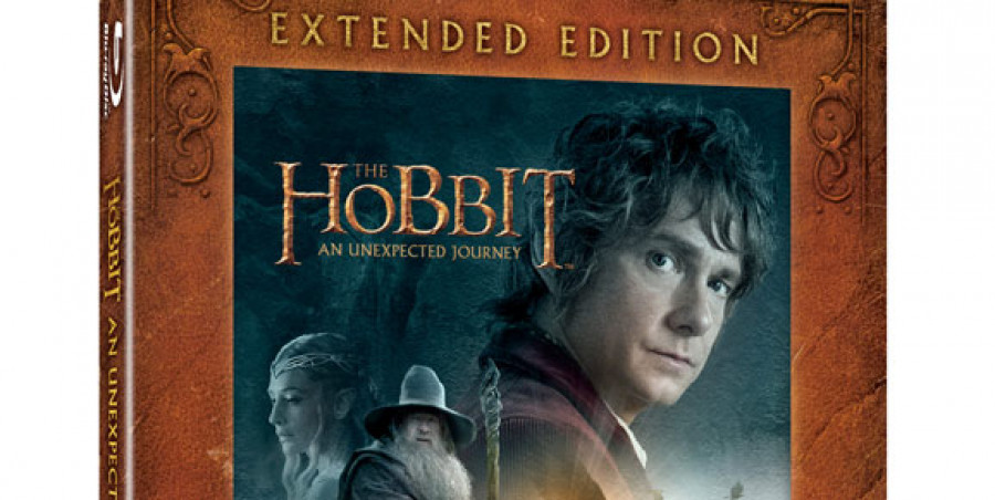 Vind 'The Hobbit - Extended Edition'